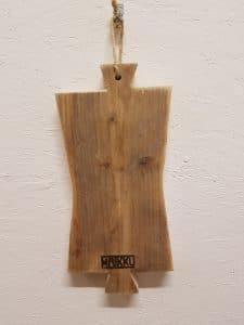 Onbehandeld steigerhout