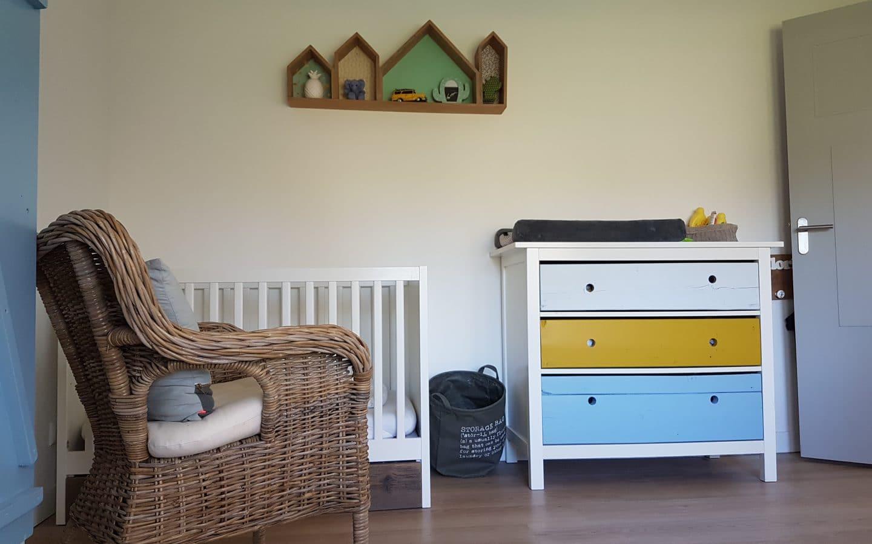 Kinderkamer Scandinavische stijl