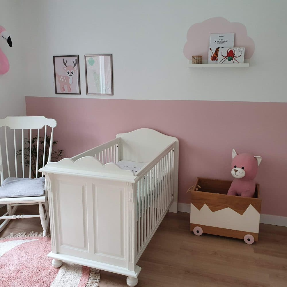 Babykamer meisje